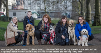 Crufts 2016 Dog Heroes Revealed And Public Voting Now Open