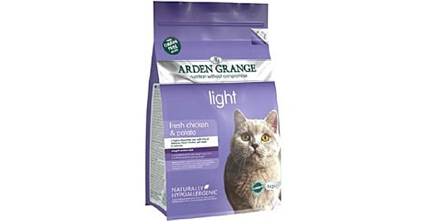 Arden Grange Cat Food Wins 'Cat Product Of The Year'